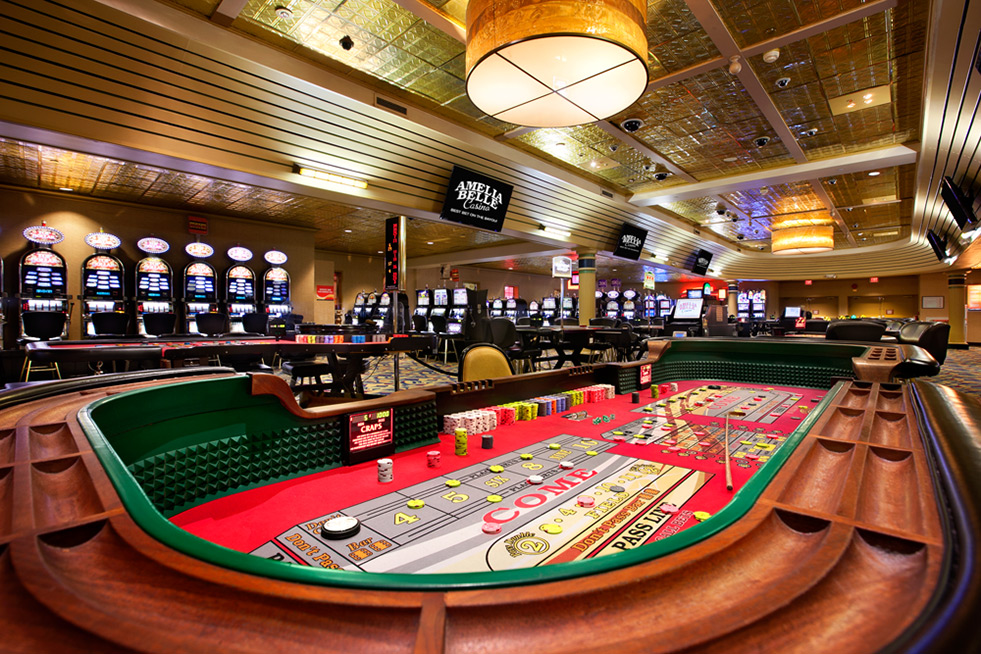 table games in a casino