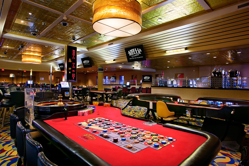 7 table games in casino