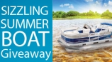 Win a Boat this Summer!