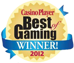 1st Place - Best Table games Tournaments