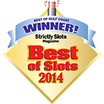 3rd Place - Best Variety of Slots
