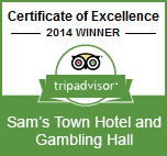 Certificate of Excellence - Hotel