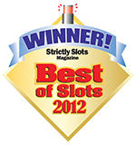 3rd Place - Best Casino for Progressive Slots