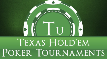 Tuesdays Re-Buy Tournament No-Limit Texas Hold'em