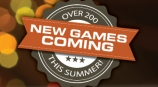 New Games Coming This Summer