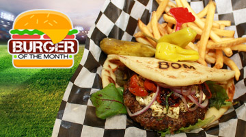 June Burger of the Month