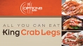 All You Can Eat King Crab Legs