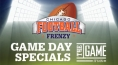 Chicago Football Frenzy Specials