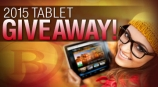 Win one of four tablets!