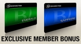 Emerald & Sapphire Member Exclusive Point Bonus