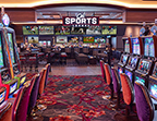Slot Machines - Cal Sports Lounge