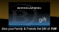 Boyd Gaming Gift Cards Available at The California 