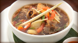 Try Our Critically Acclaimed Oxtail Soup