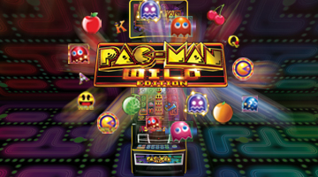 Be The First To Play Pac-Man Wild Edition Slot Machine!