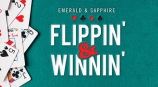 Flip to win up to $500!
