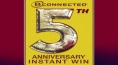 B Connected 5th Anniversary Instant Win