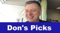 Don's EVD Simulcast Picks For Friday, July 29