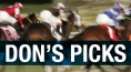 Don's Picks For Wednesday, February 10