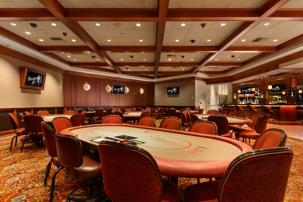 Northwood, IA Poker Room | DiamondJoWorth.com