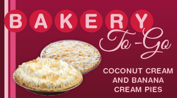 Bakery-To-Go: Dessert of the Month for April