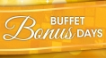 Purchase a Buffet and Receive Diamond Dollars!