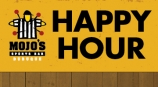 Enjoy Happy Hour at Mojo's