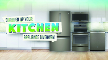 Appliance Giveaway!
