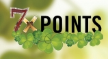 Earn 7X Points All Weekend