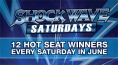 Shock Wave Saturdays