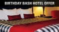 Book a room during your birthday month!