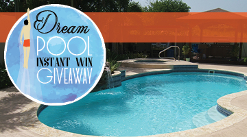 Dream Pool Instant Win Giveaway