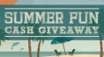 Summer Fun Cash Giveaway