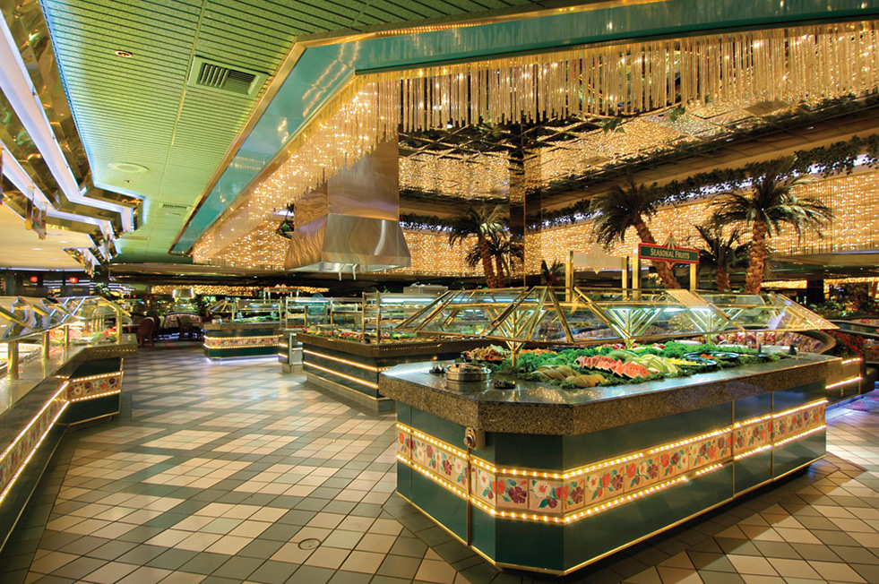 buffets in vegas