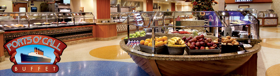 Ports O' Call Buffet