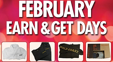Earn 300 Points & Receive Your Free Gift in February!