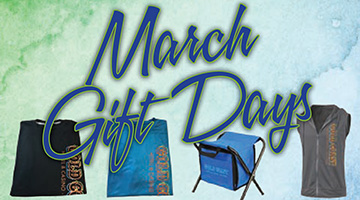 Earn 300 Points & Receive Your Free Gift in March!