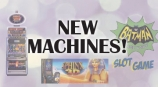 Win Big On Our Brand New Machines