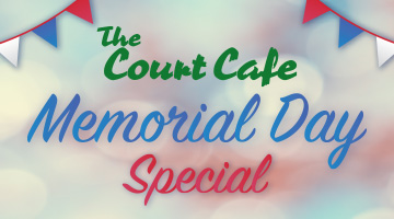 $5.99 BBQ Pulled Pork Sandwich Memorial Day Food Special