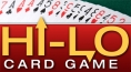 Hi-Lo Card Game