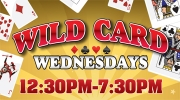 Wild Card Wednesdays