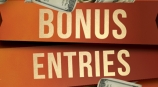 BONUS ENTRIES in the Fall Into $120,000 Cash Giveaway