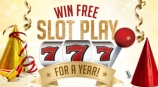 Over $45,000 in Slot Dollars Up For Grabs!