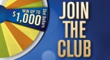 SPIN THE WHEEL & WIN UP TO $1,000 IN SLOT DOLLARS!