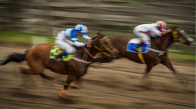 Betting on 'Historical' Horse Races Now Allowed