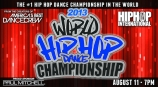 2013 World Hip Hop Dance Championships