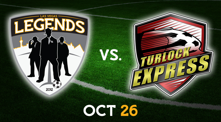 Las Vegas Legends vs. Turlock Express