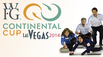 2014 World Financial Group Continental Cup - Curling