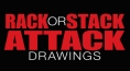 Rack or Stack Attack Drawings