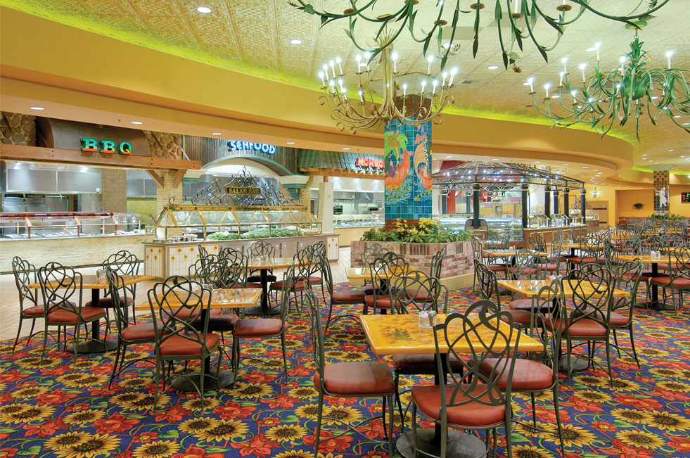 All You Can Eat At The French Market Buffet In Las Vegas