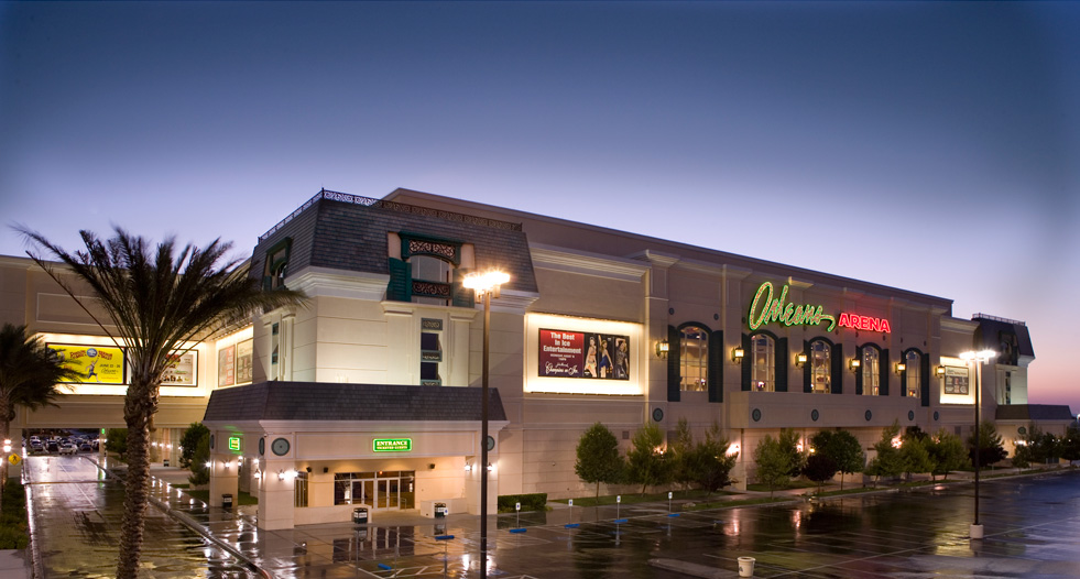 The Orleans Arena Entertainment & Concert Events - The Orleans